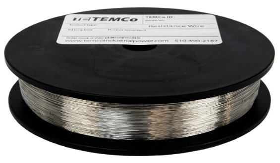 Best wire for vaping reviews kanthal wires more temco kanthal a1 wire 28 gauge 100 ft resistance awg a 1 keyboard keysfo Gallery