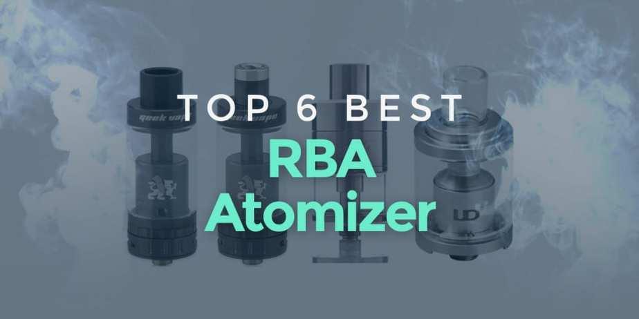 best rba atomizer