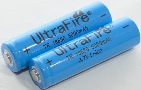 UltraFire 5000mAH 18650 Review