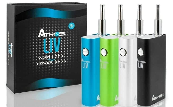 atmos vaporizer review
