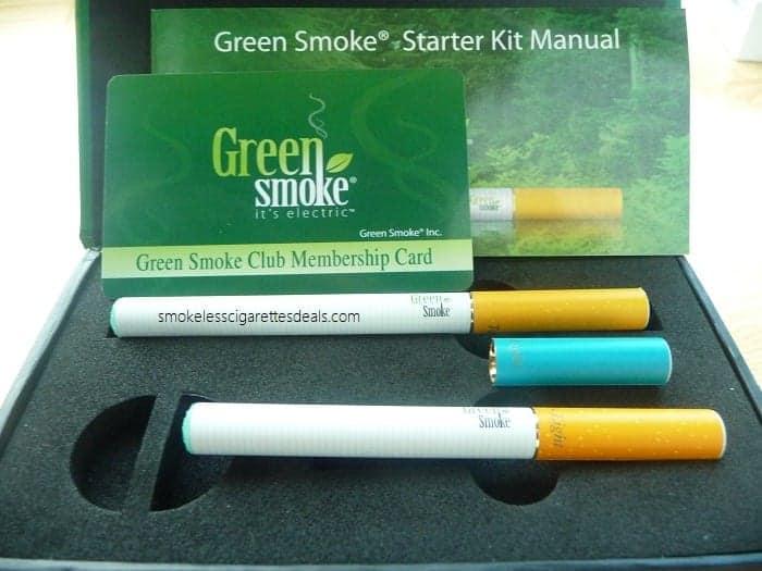 green smoke reviews