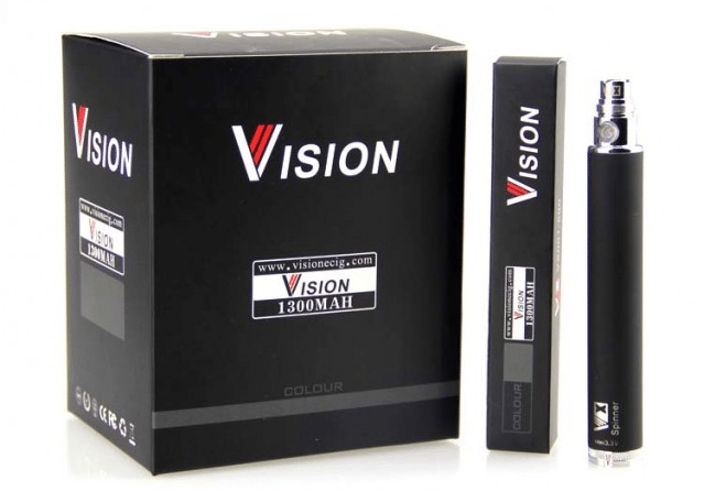 vision spinner 1300mah review
