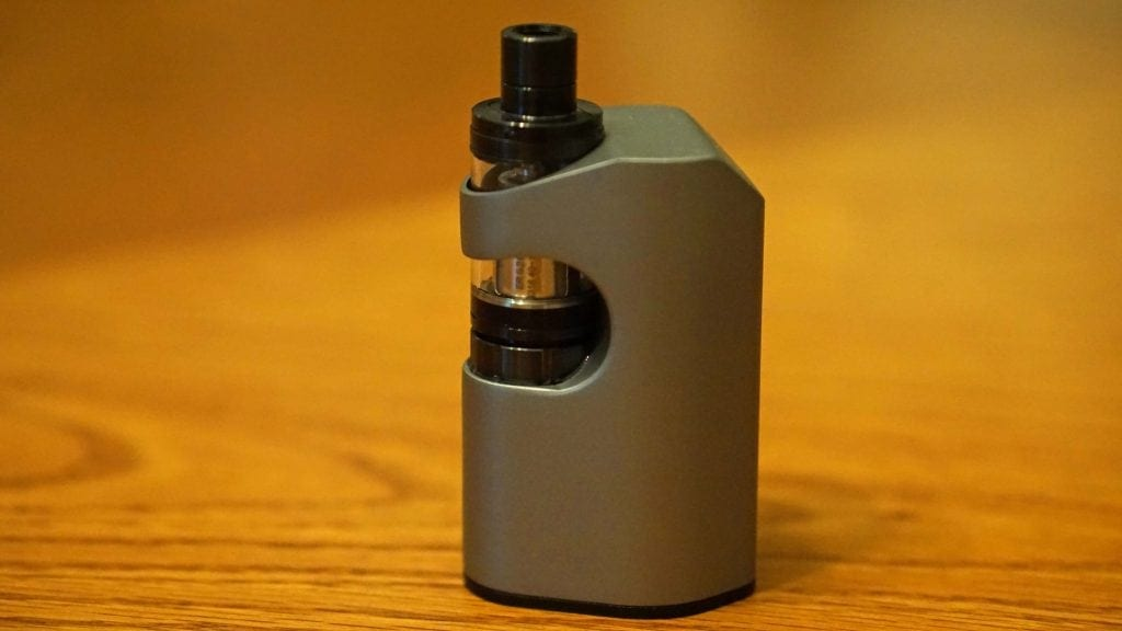Eleaf Aster RT with Melo 22 RT Full Kit Review