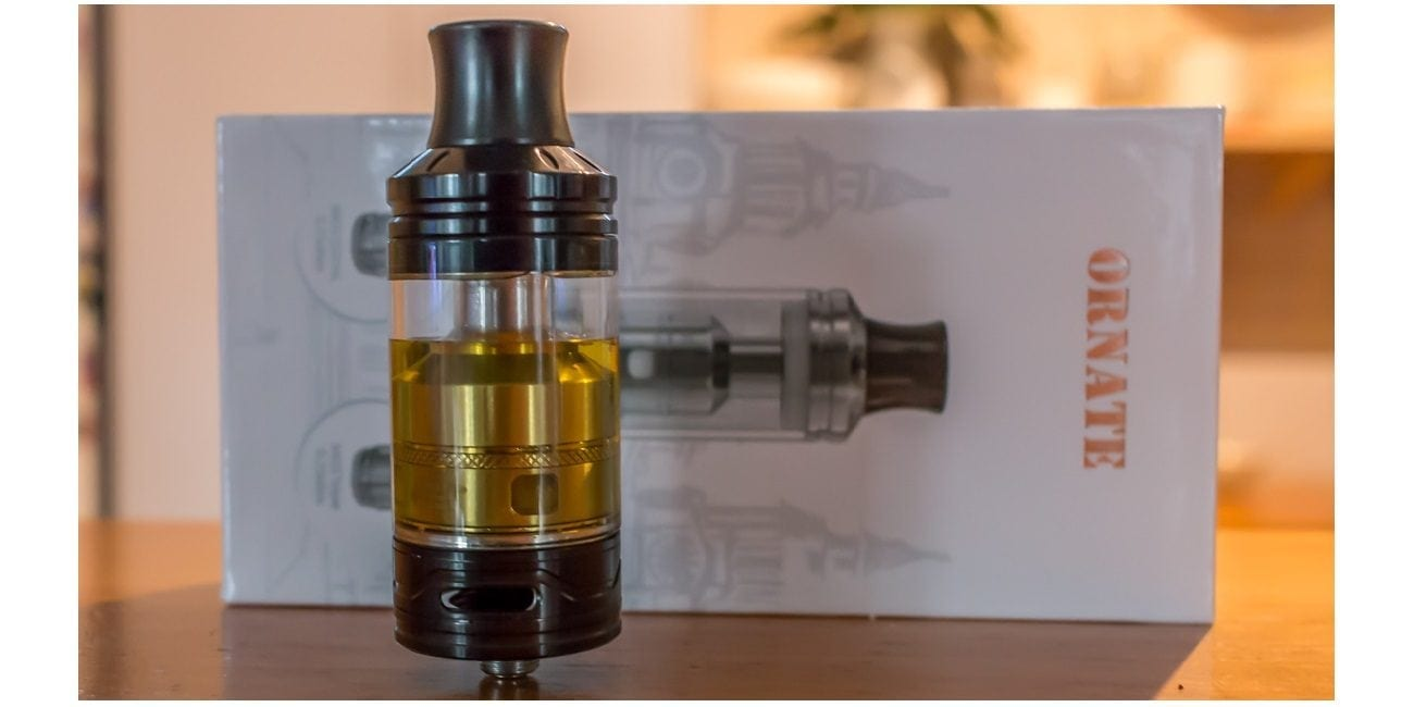 Joyetech Ornate Review