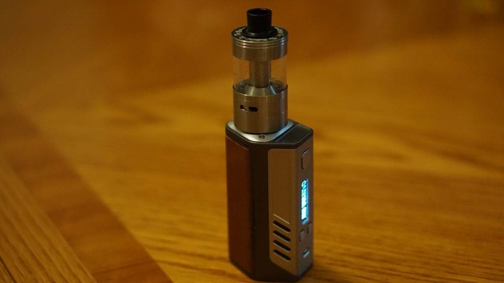 Lost Vape Triade DNA250 Review