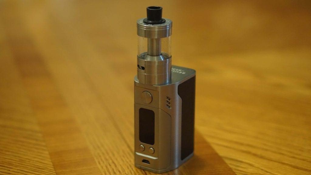 Wismec Reuleaux RX300 Review