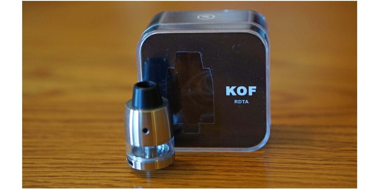 KOF RDTA Review