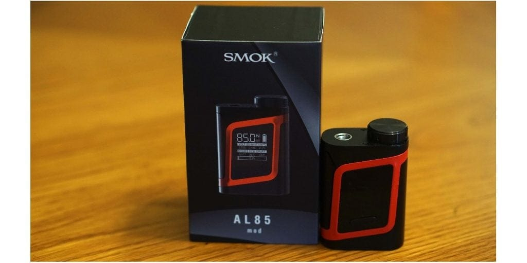 Smok AL85 Mod Review: Playing with the