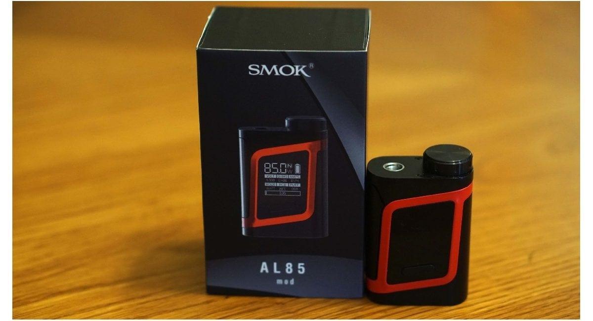 Smok AL85 Mod Review