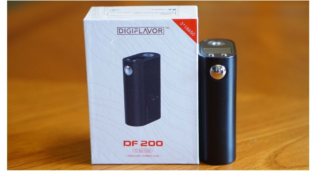 Digiflavor DF 200 Mod Review