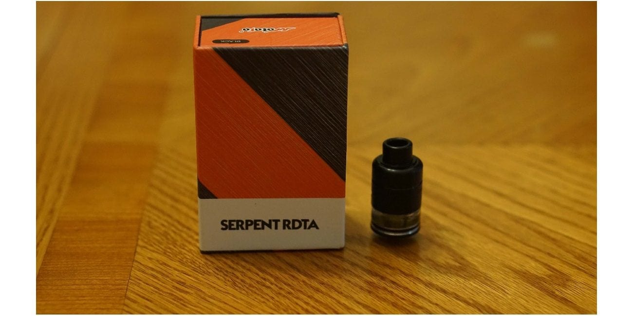 Wotofo Serpent RDTA Review
