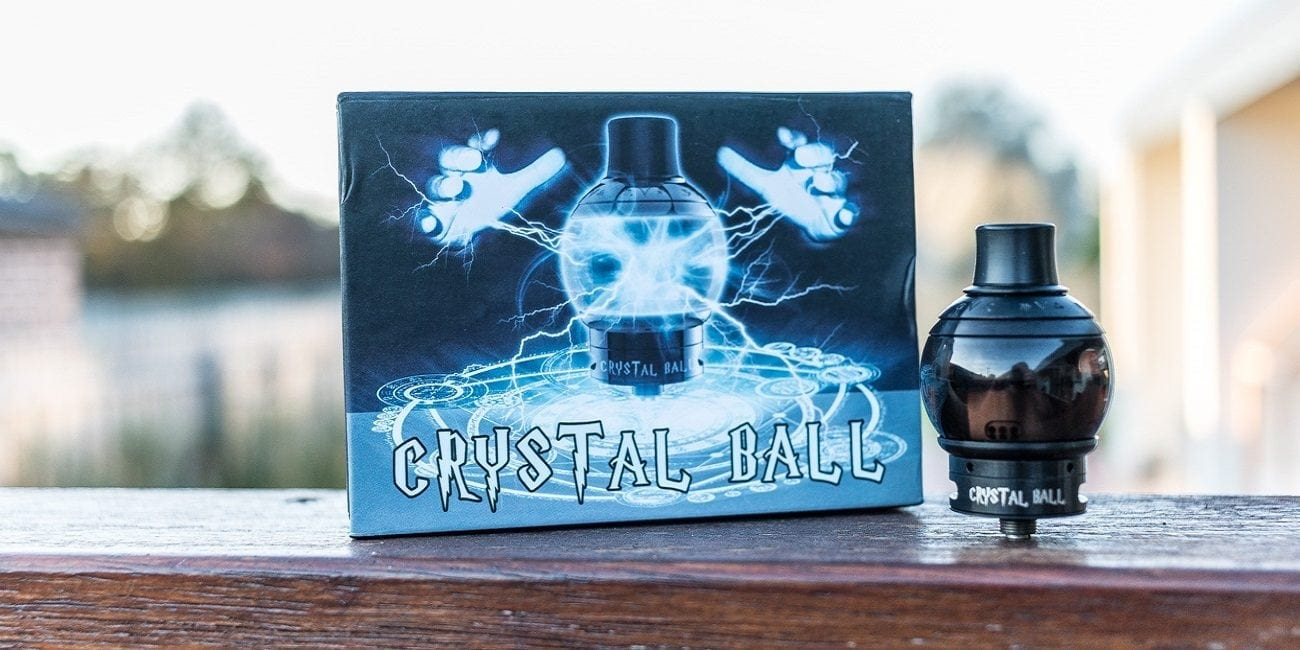 Fumytech Crystal Ball RDTA Review