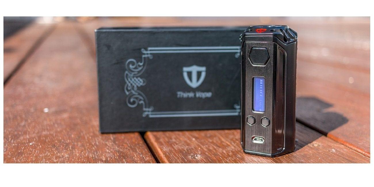Think Vape Finder DNA250 Review