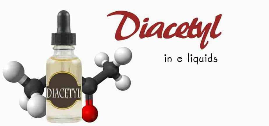 Diacetyl-in-e-Liquid
