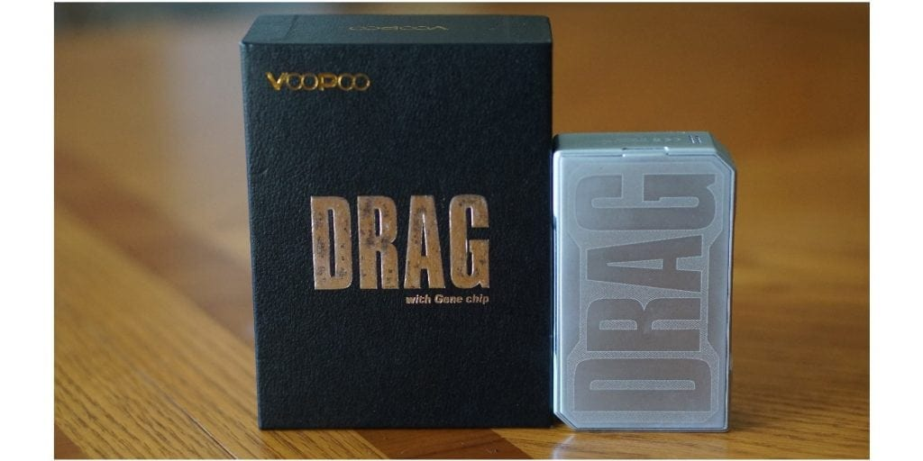 VooPoo Drag Box Mod Review