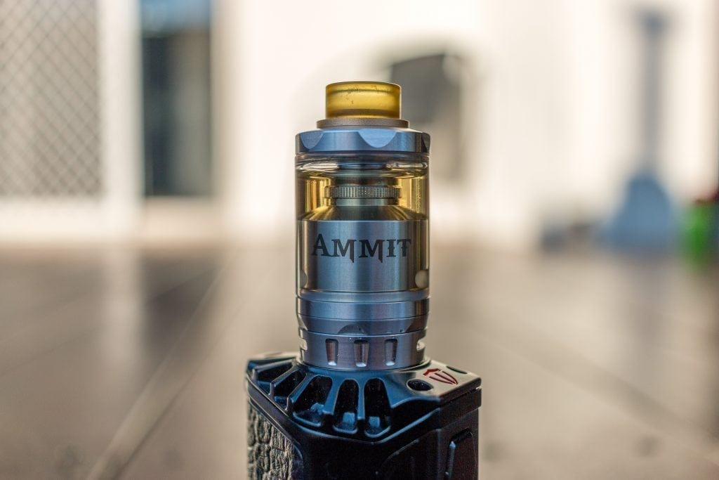Geekvape Ammit RTA Dual Coil Review