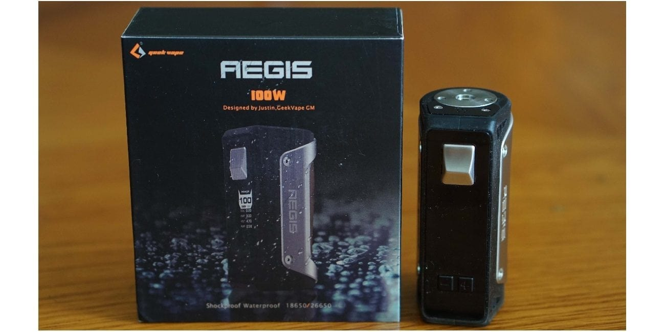 Geekvape Aegis Review