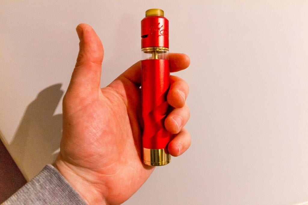 Desire Mad Dog Mech Kit Review