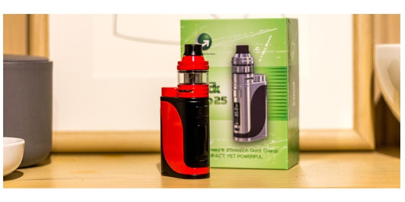 Eleaf iStick Pico 25 Kit Review