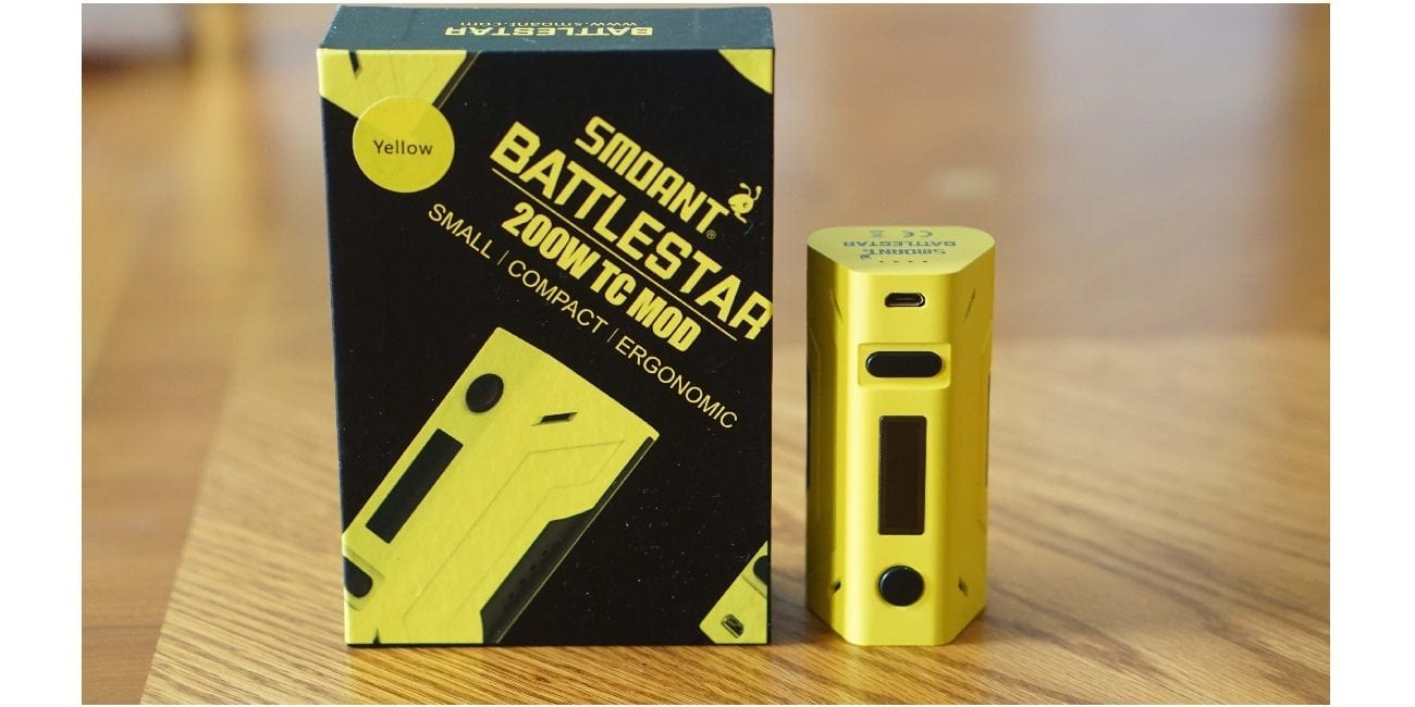 Smoant Battlestar Review