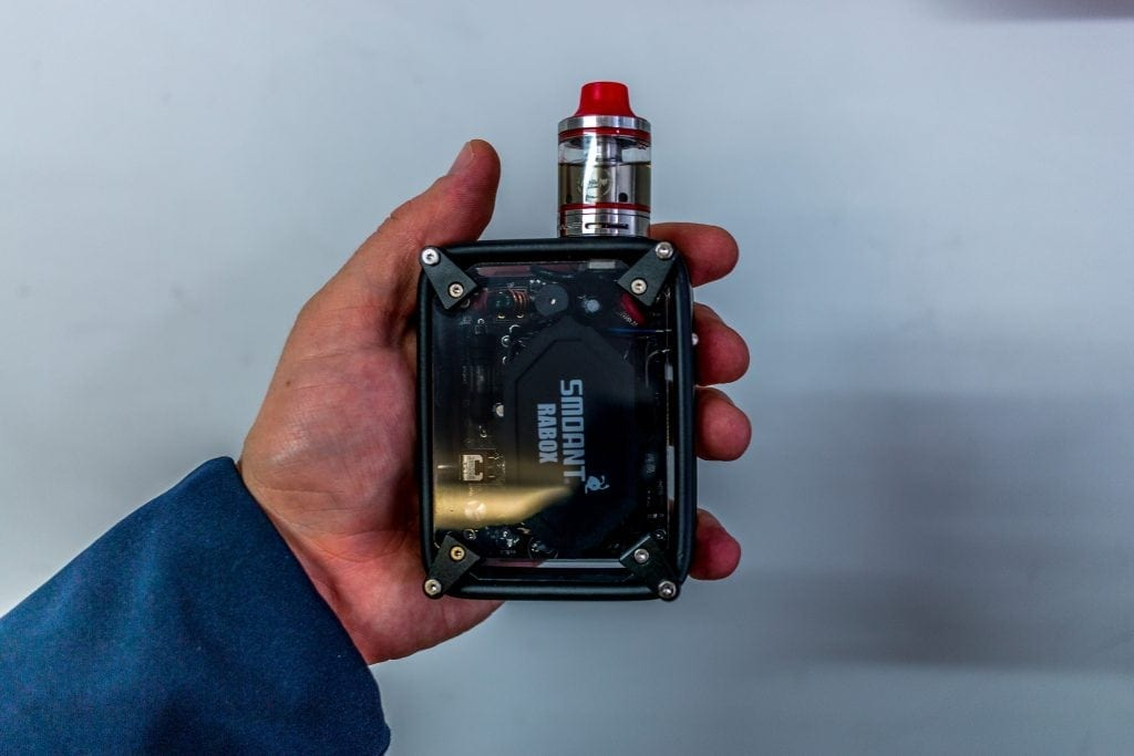 Smoant Rabox Review