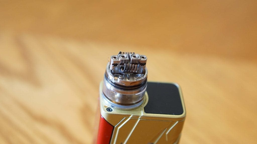 Geekvape Peerless RDTA Review