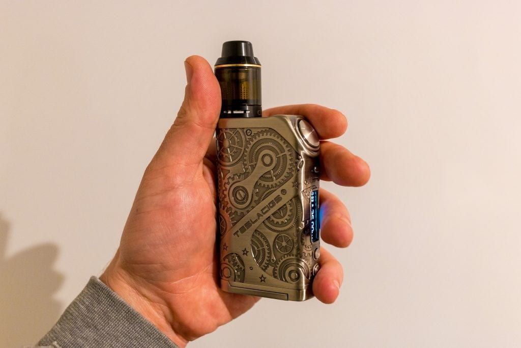 Tesla Nano 120w Steampunk Review