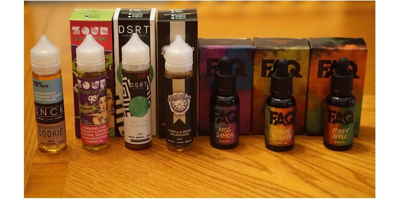 Apollo E-Juice Review