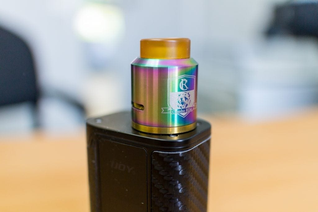 IJoy Combo RDA Review