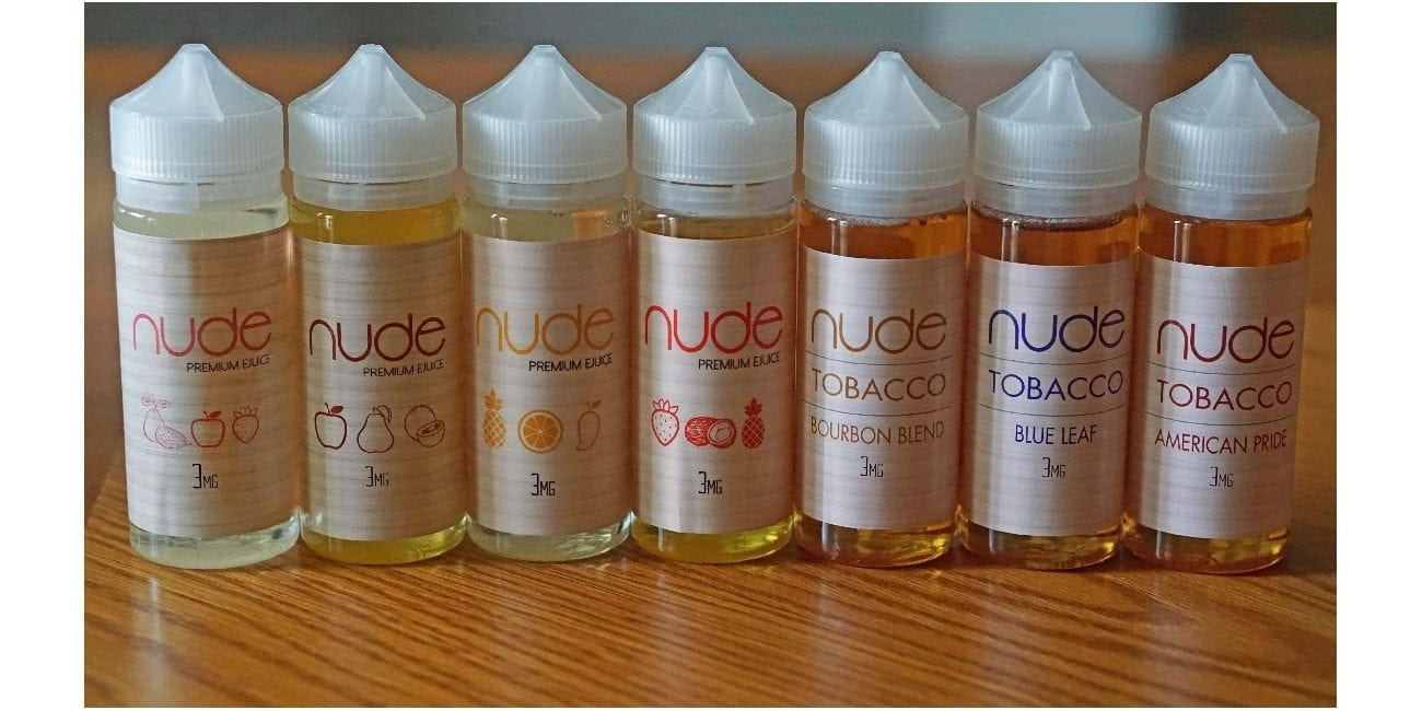 Nude EJuice Review