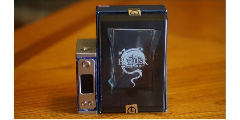 Stentorian Basilisk 200w Box Mod Review