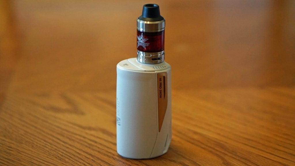 Vaptio N1 Pro 240w Kit Review