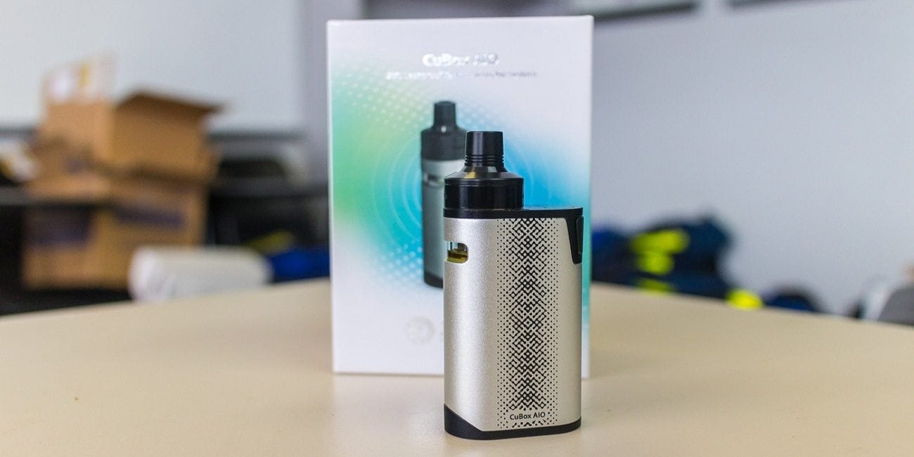 Joyetech Cubox AIO Review