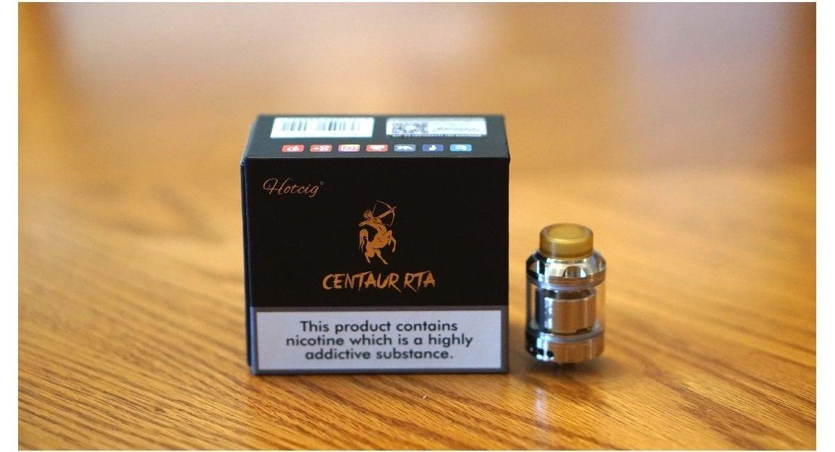 Hotcig Centaur RTA Review