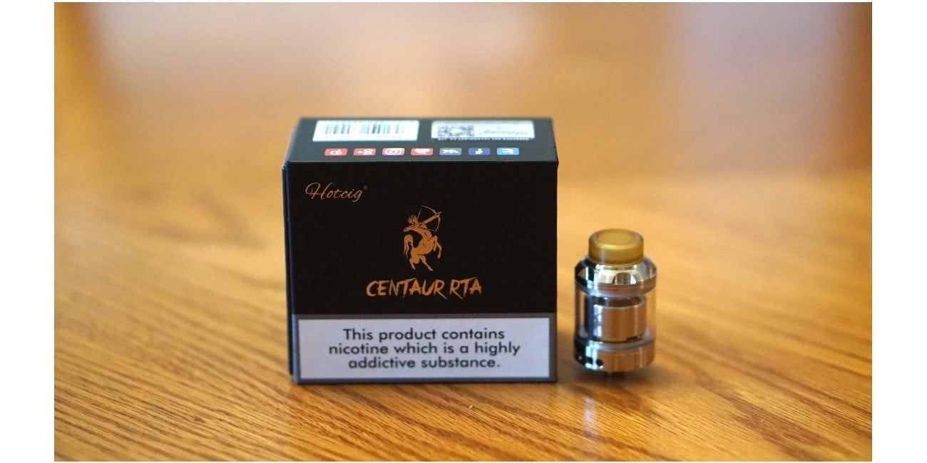 Hotcig Centaur RTA Review