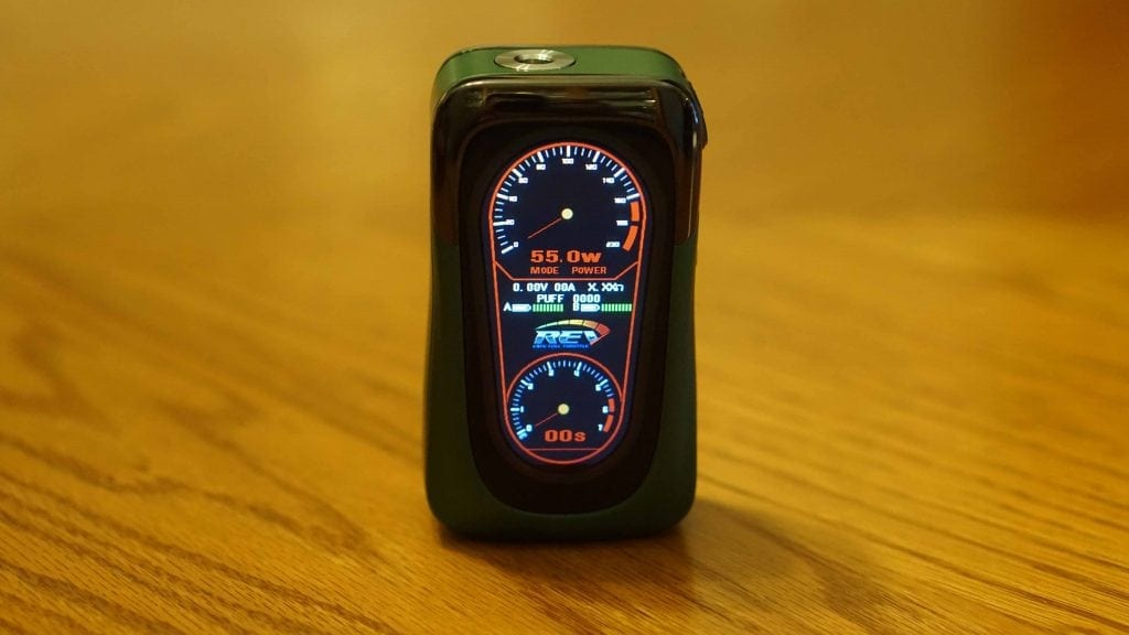 Rev Tech GTS 230w TC Box Mod Review
