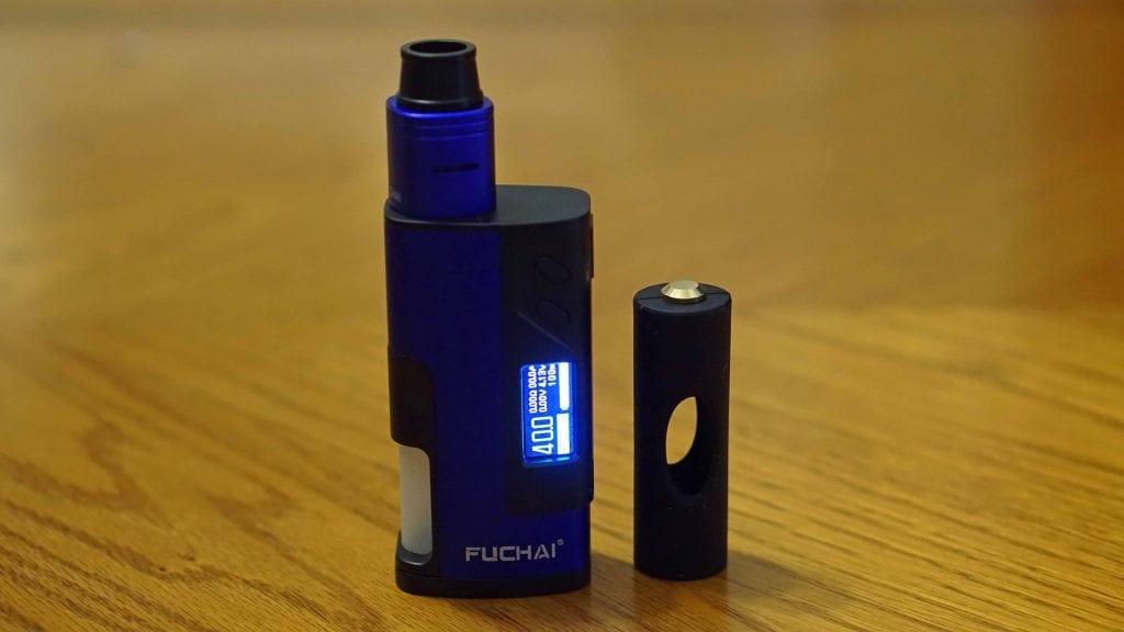 Sigelei Fuchai Squonk 213 150w Kit Review