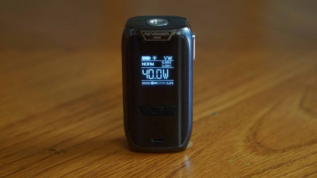 Vaporesso Revenger Mini Starter Kit Review