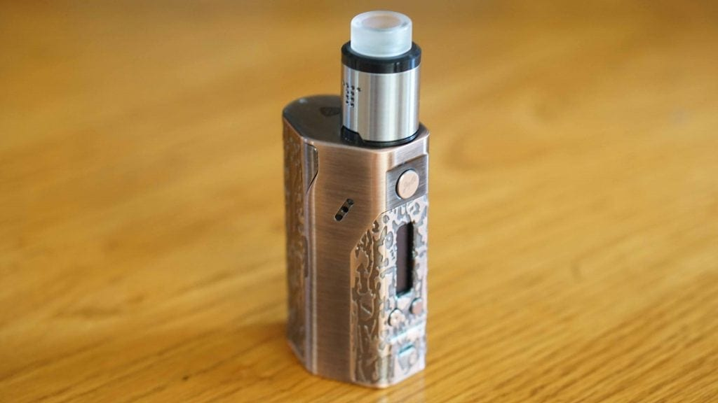 Wismec Reuleaux DNA250 Review (Limited Edition)