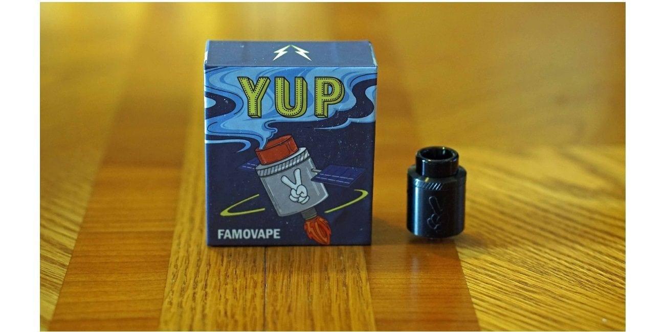 Famovape Yup RDA Review
