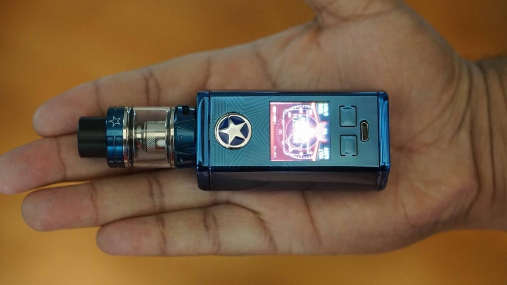 Vaptio Capt'n Review