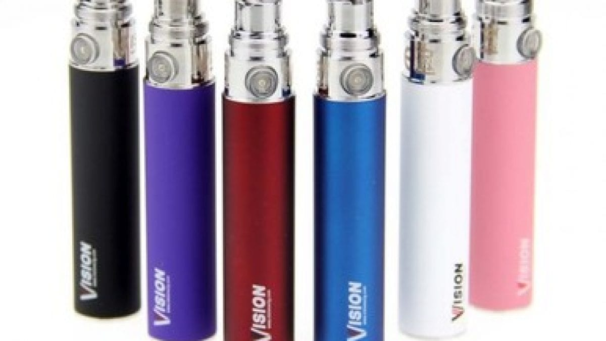 Vision Spinners 650mah