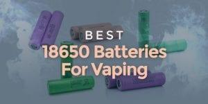 Best 18650 Batteries