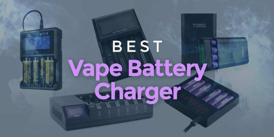 Top Vape Battery Charger