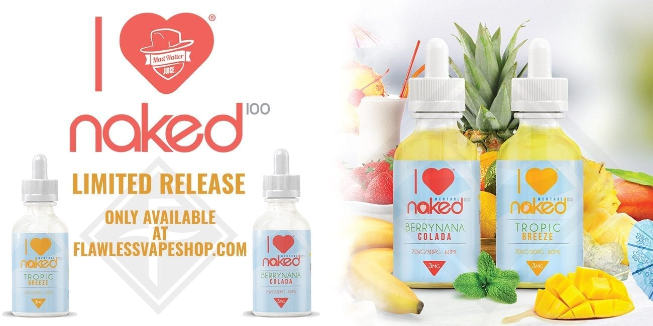 Limited Edition I Love Naked 100 60ml