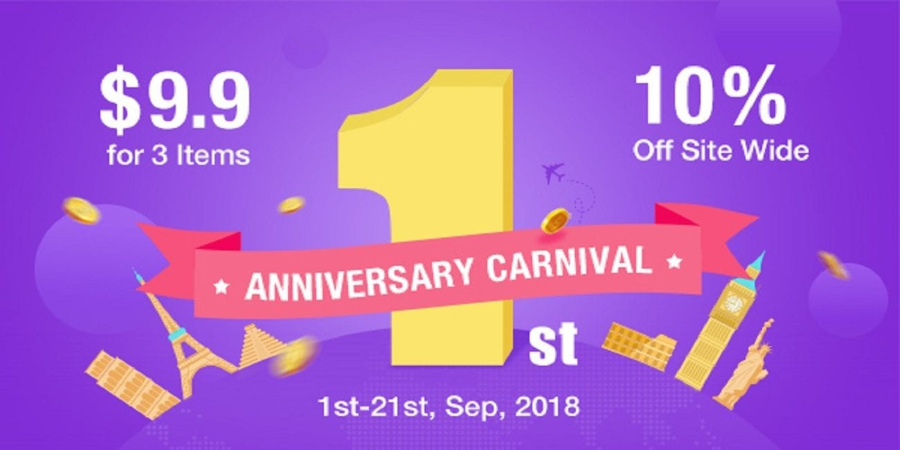 BuyBest 1 Year Anniversary Sale