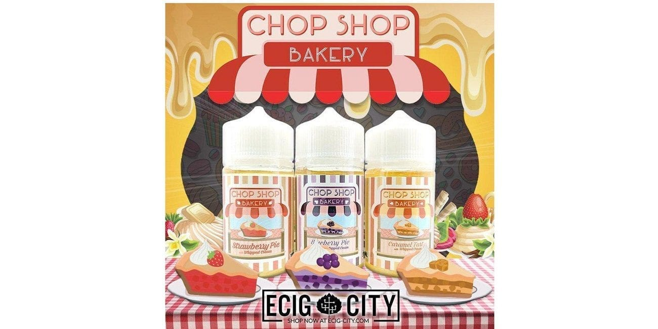 Chop Shop Bakery Bundle 225ml