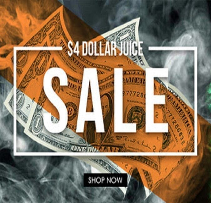 Ecig-City $4 E-Juice Sale 2018
