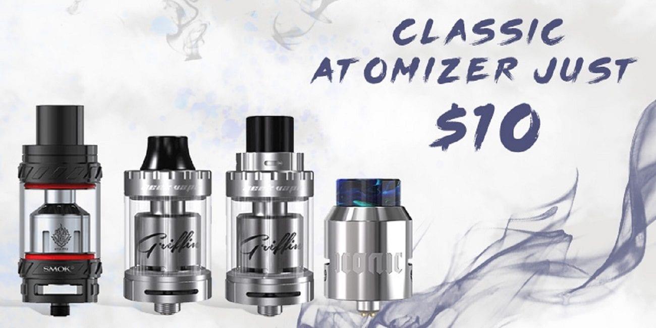 MyVPro Classic Atomizer Sale 2018