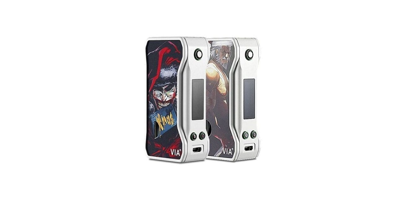 VO Tech Dagger Box Mod Christmas Limited Edition